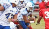 Samoana Sharks quarterback, Viliamu Tanielu