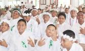 Children on White Sunday